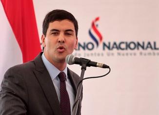 """(Audio) Ministro de Hacienda Santiago Peña: """"Salarios consumen ingresos tributarios"""""""