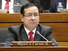 Diputado Miguel Cuevas