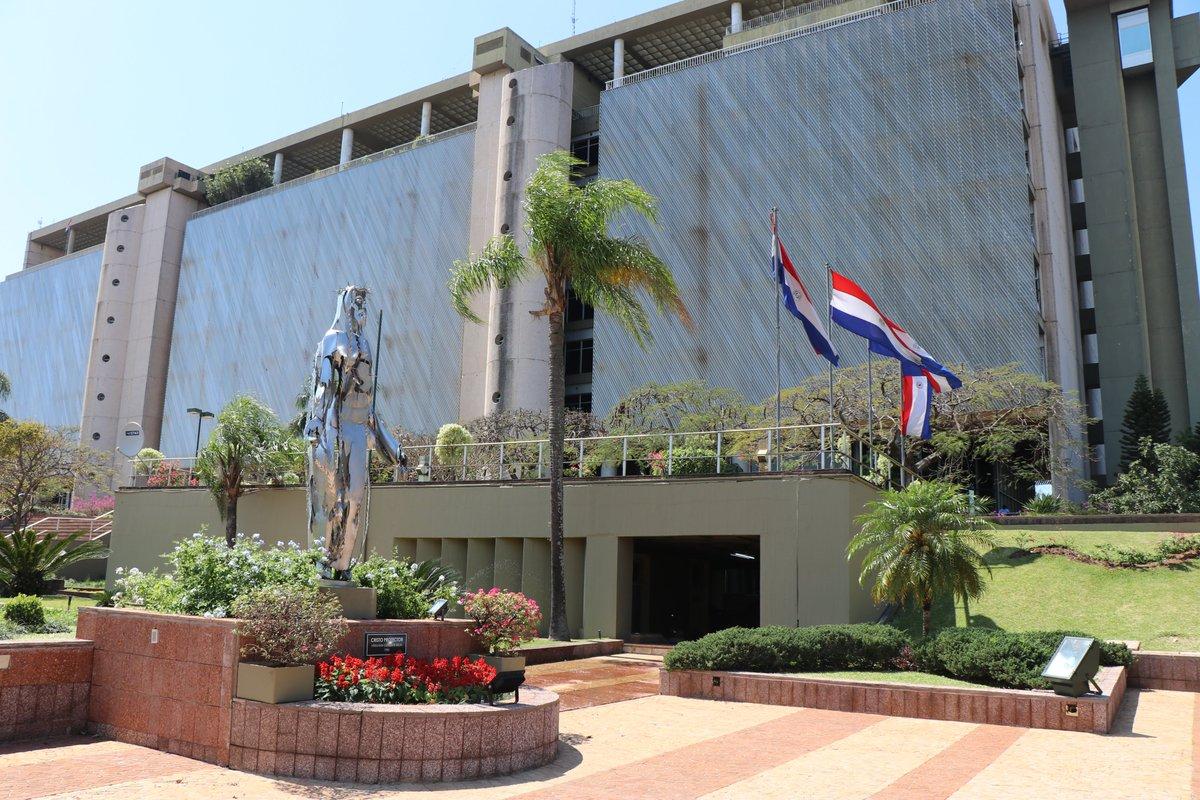 banca centrale paraguay