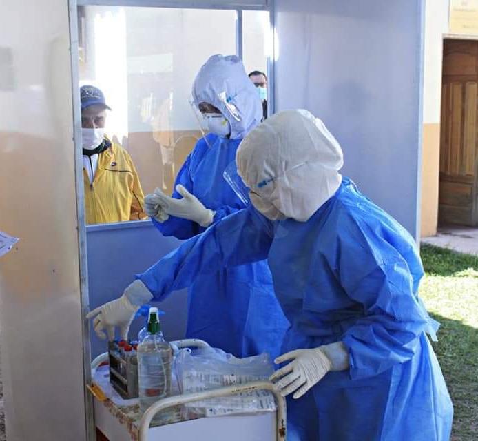 Ñeembucú registra 300 casos positivos de COVID por semana